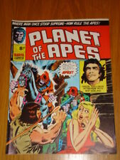 PLANET OF THE APES #12 1975 JANUARY 11 BRITISH WEEKLY