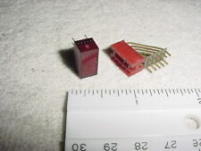 NEW 7 SEGMENT LED DISPLAY FND358 - Red- CC-Discontinued