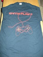 E3 2015 X-GAMES INDIE GAME T-SHIRT (XL) SONY PS4, MICROSORT XBOXONE COMIC CON