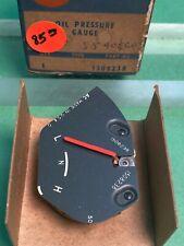 1955 Buick Oil Pressure Gauge Series 40-60 P/N 1508238 NOS