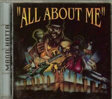MADD HATTA - ALL ABOUT ME - CD - NEW