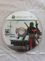 Ninja Gaiden II 2 (Microsoft Xbox 360) (Disc Only)