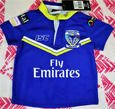WARRINGTON WOLVES HOME JERSEY toddlers size 2 new with tags