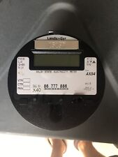 Landis+Gyr solid state electricity meter Axs4 Fm 9S/8S 120V-480V W/cover
