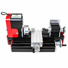 New CNC Metal Motorized Mini Lathe Machine ZHOUYU