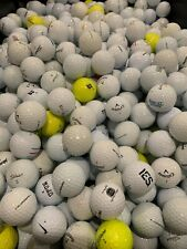 50-200 Used Golf Balls Assorted Mint Condition Select Brand, Quantity, Quality
