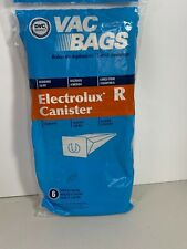 Electrolux Style R Canister Vacuum Cleaner Filter & Bags 9000 8000 Renaissance