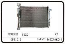FERRARI ENZO COMPLETE RACING ALUMINUM RADIATOR, READ DESCRIPTION