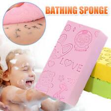 Shower Bath Sponge Body Dead Skin Remover Brush Exfoliating Cleansing Massager