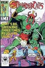 THUNDERCATS #6 VERY FINE / NEAR MINT MARVEL STAR COMICS 1985