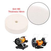 70mm White Corundum Ceramic Grinding Wheel Abrasive for Carbide Grinder 180 Grit