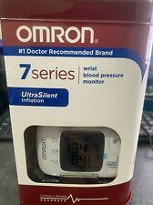 Omron 7 Series Wrist Blood Pressure Monitor BP652 Gently Used
