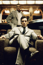 Al Pacino The Godfather Part Ii 24X36 Poster Iconic Image In Chair