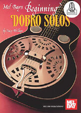 MEL BAYS BEGINNING DOBRO GUITAR SOLOS BOOK NEW