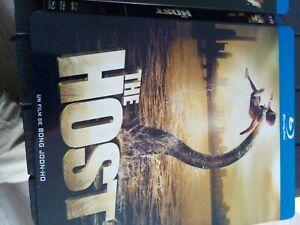 Blu-ray Steelbook Rare Film Asiatique THE HOST De Bong Joon Ho