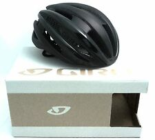 Giro Synthe Cycling Helmet Matte Black Medium