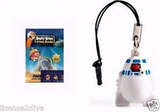 STAR WARS ANGRY BIRDS STAR WARS PHONE DANGLER STICKER IPHONE DROID (TM)