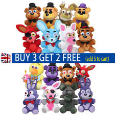 Five Nights at Freddy''s FNAF Horror Game Plush Doll Plushie Toys Kids Xmas Gift