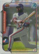 Marquis Grissom Montreal 2015 Bowman Rookie Recollection