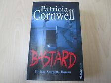 Patricia Cornwell - BASTARD - Ein Kay-Sacrpetta-Roman - PB - Weltbild - (20623)