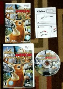 Cabela's North American Adventures Complete (Nintendo Wii) VG Shape & Tested