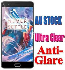 For OnePlus 3 | 3T | 5 Ultra Clear / Anti-Glare Matte Screen Protector Film