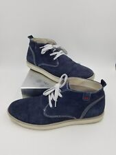NORDSTROM 1901 SUEDE CHUKKA IN BLUE | SIZE 43 / 9 | MSRP $100+