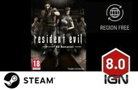 Resident Evil HD Remaster [PC] Steam Download Key - FAST DELIVERY