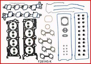 01-02 Ford 4.6L SOHC V8 16V Head Gasket Set
