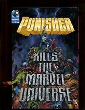 PUNISHER KILLS THE MARVEL UNIVERSE #1 (9.2) MARVEL ALTERNIVERSE! 1995~