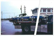 "1960s NHRA Drag Racing-Tom ""The Mongoose"" McEwen's '69 Cuda at CAPITOL RACEWAY"