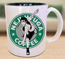 Neji Hyuga Starbucks Anime Manga Japanese Insipred Cartoon Geek Nerd Mug