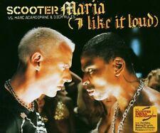 Scooter Maria (I like it loud; 2003) [Maxi-CD]