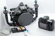 Nauticam NA-D7000V Housing used with Nikon D7000 body