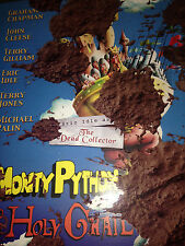 """Monty Python and Holy Grail Doll 12"""" Figure  Eric Idle The Dead Collector"""