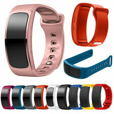 Silicone Replacement Band Casual Soft Resin Strap For Samsung Galaxy Gear Fit 2