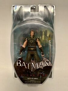New Batman Arkham City Ra's Al Ghul Figure Series 3 DC Collectibles MOC Knight