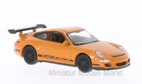 #73123 - Welly Porsche 911 (997) GT3 RS - orange  - 1:87