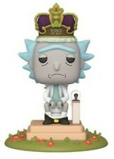 Funko Pop! Animation: Rick and Morty - King of S! Vinyl Figure