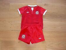 Umbro Children Wales Football Shirts (National Teams)