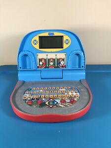 """Fisher Price Thomas The Train Thomas """"Leader Of The Track"""" Laptop - SEE VIDEO!"""