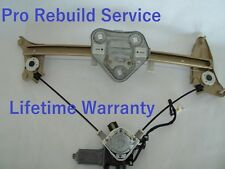 94-99 Toyota Celica Window Motor Regulator L. Front Rebuild SVC Read Description
