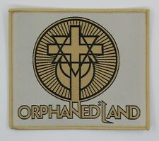 ORPHANED LAND-ALL IS ONE LOGO-WOVEN PATCH
