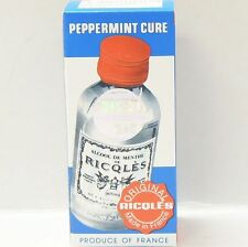 Ricqles Peppermint Cure medicated oil FRANCE 50ml / 1.75oz