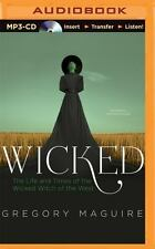 Wicked: The Life and Times of the Wicked Witch of the West (MP3)