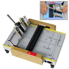 A3 Paper Folding Binding Machine Booklet Staplers Binder Folder Making Binding