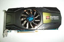 Sapphire Radeon HD 5830 PCIe Graphics Video Card 1GB HDMI DVI mini DP 100297L