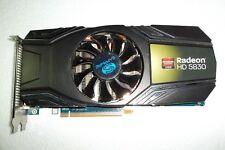 Sapphire Radeon HD 5830 PCIe Graphics Video Card 1GB HDMI DVI mini DP 100297L