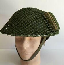 WW2 CANADIAN ARMY MARK 2 HELMET (1941)