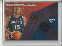 Al Horford Atlanta Hawks 2007-08 Bowman Elevation Game-Worn Relic Card #94/99